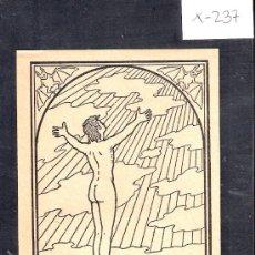 Arte: EX LIBRIS - ERICH FRITZ GRAHL-( X-237). Lote 29826517