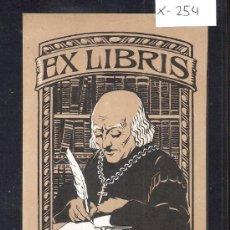 Arte: EX LIBRIS - GEORGE TAYLOR-( X-254). Lote 29827037