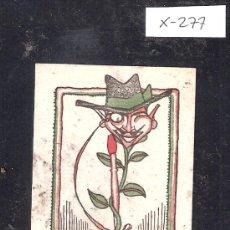 Arte: EX LIBRIS - J. HULINSKY 1913 - (X-277). Lote 30406598