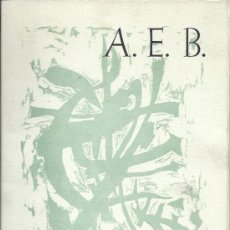Arte: CARPETA CON 16 EXLIBRIS DE LA ASOC. EXLIBRISTAS DE BARCELONA. IX CONGRESO EUROPEO DE EXLIBRIS 1962. Lote 31317797