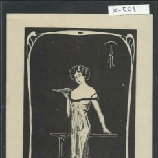 Arte: EX LIBRIS - KATHE PFNIER - (X-501). Lote 31854036