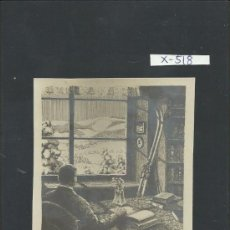 Arte: EX LIBRIS - WALTER THORNER - (X-518). Lote 31863965