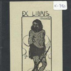 Arte: EX-LIBRIS - VARELA - (X-780). Lote 34409763
