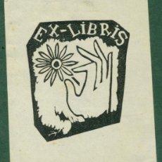 Arte: EX LIBRIS. Lote 34536997