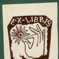 Arte: EX LIBRIS. Lote 34537018