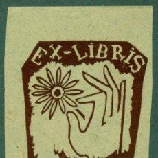 Arte: EX LIBRIS. Lote 34537070
