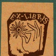 Arte: EX LIBRIS. Lote 34537094
