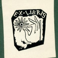 Arte: EX LIBRIS. Lote 34537105