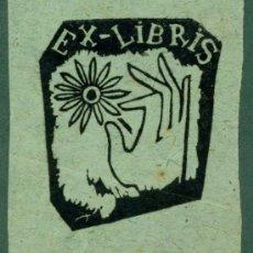 Arte: EX LIBRIS. Lote 34537147