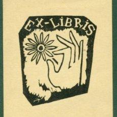 Arte: EX LIBRIS. Lote 34537183
