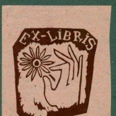Arte: EX LIBRIS. Lote 34537239
