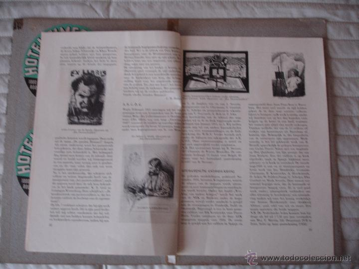 Arte: COLECCION UNICA DE EXLIBRIS TODOS DISTINTOS ORIGINALES MUY ANTIGUOS ALGUNOS FIRMADOS CUBA - Foto 11 - 42299647