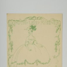 Arte: EX LIBRIS DOROTHY LEVEY ROSENER ISMAEL SMITH. Lote 49354075