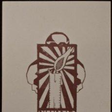 Arte: BOOKPLATE. EX-LIBRIS PARA BARCALA. Lote 50168677