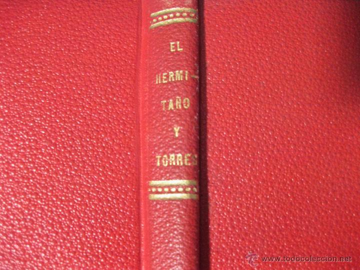 Arte: PASTAS CON EL EX LIBRIS DEL MARQUES DE CERRALBO. GRABADO DE M. DE CARDONA. - Foto 4 - 54168697