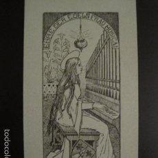 Arte: EX LIBRIS - VER FOTOS -(X-1317). Lote 57833801