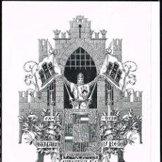 Arte: EX LIBRIS TRIADÓ PARA GENARO CASTELLS I REIG OPUS 218 14,50X18 CM.. Lote 63359584