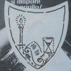 Arte: EX LIBRIS EXTRAÑO SIN IDENTIFICAR. Lote 65688138