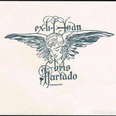 Arte: EXLIBRIS TRIADÓ PARA JOAN HURTADO OPUS 231 12X10,20 CM. Lote 65913466