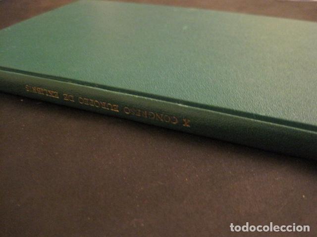 Arte: EX LIBRIS - AEB -X CONGRESO CRACOVIA 1964- LIBRO NUMERADO EXLIBRIS GRABADOS ETC. -VER FOTOS-(X-1583) - Foto 3 - 78879769
