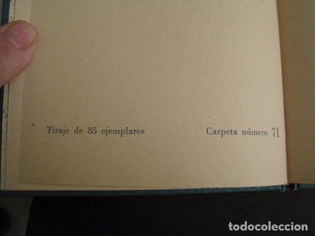 Arte: EX LIBRIS - AEB -X CONGRESO CRACOVIA 1964- LIBRO NUMERADO EXLIBRIS GRABADOS ETC. -VER FOTOS-(X-1583) - Foto 6 - 78879769