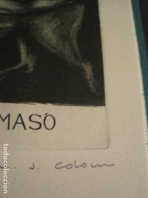 Arte: EX LIBRIS - AEB -X CONGRESO CRACOVIA 1964- LIBRO NUMERADO EXLIBRIS GRABADOS ETC. -VER FOTOS-(X-1583) - Foto 12 - 78879769