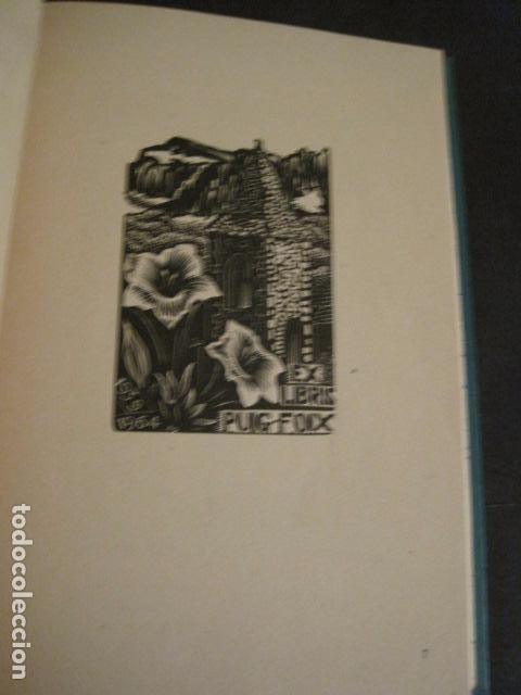 Arte: EX LIBRIS - AEB -X CONGRESO CRACOVIA 1964- LIBRO NUMERADO EXLIBRIS GRABADOS ETC. -VER FOTOS-(X-1583) - Foto 15 - 78879769