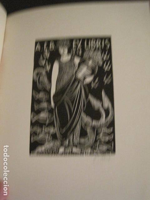 Arte: EX LIBRIS - STVDIVM - CONCURSO AÑO 1958 - LIBRO EXLIBRIS , FIRMAS - ETC... . -VER FOTOS-(X-1586) - Foto 13 - 78889677