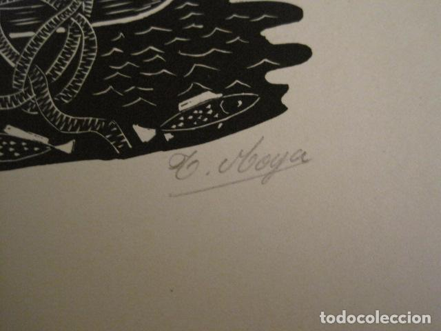 Arte: EX LIBRIS - STVDIVM - CONCURSO AÑO 1958 - LIBRO EXLIBRIS , FIRMAS - ETC... . -VER FOTOS-(X-1586) - Foto 21 - 78889677