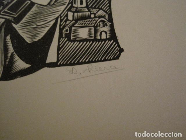 Arte: EX LIBRIS - STVDIVM - CONCURSO AÑO 1958 - LIBRO EXLIBRIS , FIRMAS - ETC... . -VER FOTOS-(X-1586) - Foto 29 - 78889677