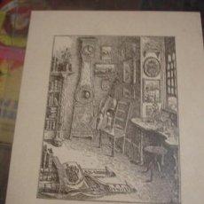 Arte: EX - LIBRIS F.J JVNOD - PORTAL DEL COL·LECCIONISTA******. Lote 80743446