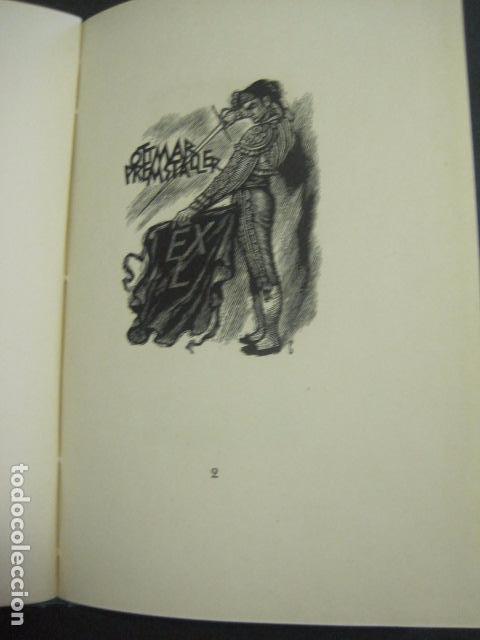 Arte: EX LIBRIS - TXECOSLOVACOS - LIBRO NUMERADO EXLIBRIS - BARCELONA 1958 . -VER FOTOS-(X-1591) - Foto 10 - 84619752