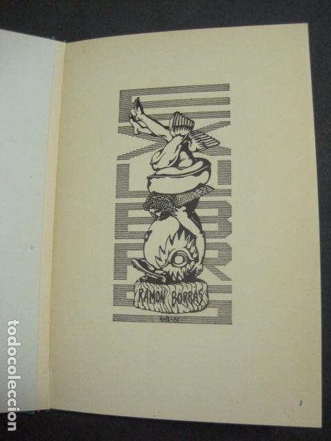Arte: EX LIBRIS -LEIPZIG - LIBRO EXLIBRIS -1961 . -VER FOTOS-(X-1592) - Foto 4 - 84620600