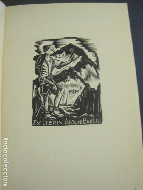 Arte: EX LIBRIS -LEIPZIG - LIBRO EXLIBRIS -1961 . -VER FOTOS-(X-1592) - Foto 6 - 84620600