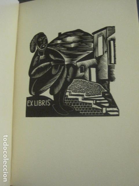 Arte: EX LIBRIS -LEIPZIG - LIBRO EXLIBRIS -1961 . -VER FOTOS-(X-1592) - Foto 8 - 84620600