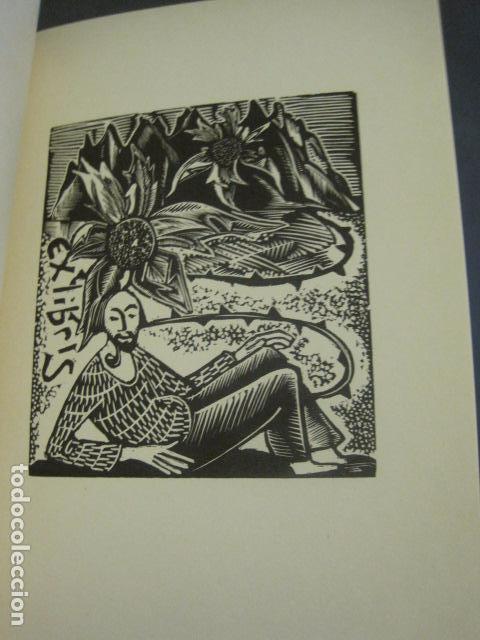 Arte: EX LIBRIS -LEIPZIG - LIBRO EXLIBRIS -1961 . -VER FOTOS-(X-1592) - Foto 10 - 84620600