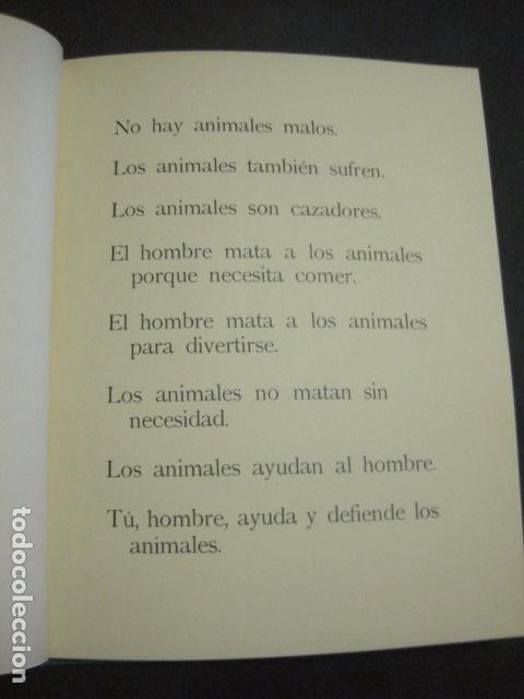Arte: EX LIBRIS - BASADOS EN EL TEMA FAUNA - LIBRO EXLIBRIS -1970 . -VER FOTOS-(X-1593) - Foto 6 - 84629912