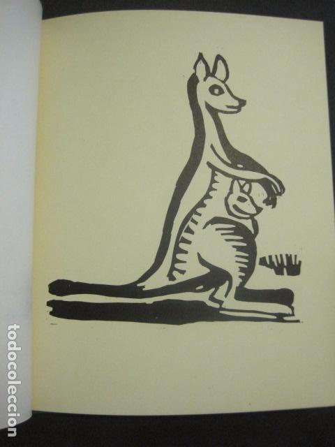 Arte: EX LIBRIS - BASADOS EN EL TEMA FAUNA - LIBRO EXLIBRIS -1970 . -VER FOTOS-(X-1593) - Foto 8 - 84629912