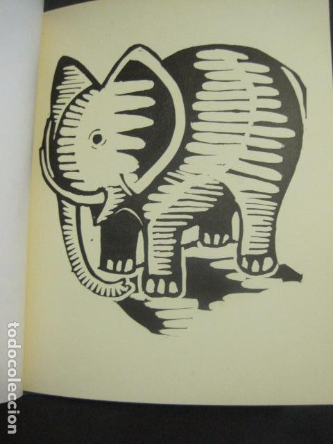 Arte: EX LIBRIS - BASADOS EN EL TEMA FAUNA - LIBRO EXLIBRIS -1970 . -VER FOTOS-(X-1593) - Foto 9 - 84629912