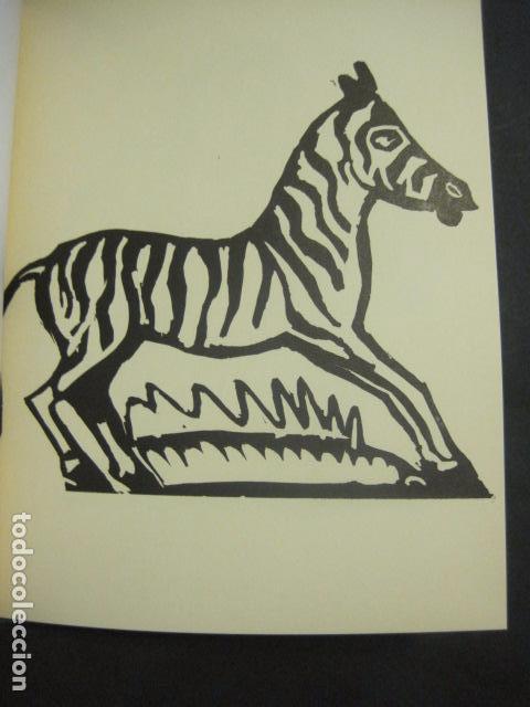 Arte: EX LIBRIS - BASADOS EN EL TEMA FAUNA - LIBRO EXLIBRIS -1970 . -VER FOTOS-(X-1593) - Foto 10 - 84629912