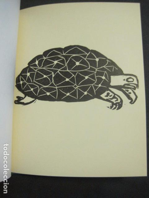 Arte: EX LIBRIS - BASADOS EN EL TEMA FAUNA - LIBRO EXLIBRIS -1970 . -VER FOTOS-(X-1593) - Foto 12 - 84629912