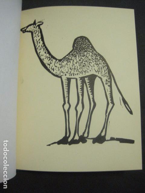 Arte: EX LIBRIS - BASADOS EN EL TEMA FAUNA - LIBRO EXLIBRIS -1970 . -VER FOTOS-(X-1593) - Foto 13 - 84629912