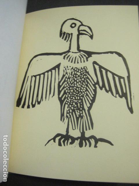 Arte: EX LIBRIS - BASADOS EN EL TEMA FAUNA - LIBRO EXLIBRIS -1970 . -VER FOTOS-(X-1593) - Foto 14 - 84629912