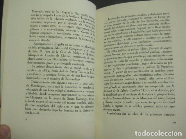 Arte: EX LIBRIS - MARQUES DE SAN JUAN DE PIEDRAS ALBAS-LIBRO EXLIBRIS NUMERADO AÑO 1946-VER FOTOS-(X-1594) - Foto 6 - 84630584