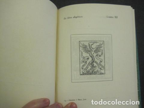 Arte: EX LIBRIS - MARQUES DE SAN JUAN DE PIEDRAS ALBAS-LIBRO EXLIBRIS NUMERADO AÑO 1946-VER FOTOS-(X-1594) - Foto 15 - 84630584