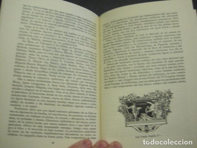 Arte: EX LIBRIS - VI CONGRESO EUROPEO EX LIBRIS - BARCELONA -AÑO 1958-VER FOTOS-(X-1595) - Foto 10 - 84631524