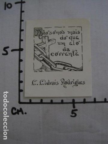 Arte: EX LIBRIS - VER FOTOS - (X-1779) - Foto 3 - 86581476