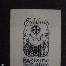 Arte: EX LIBRIS - VER FOTOS -(X-1825). Lote 87936668