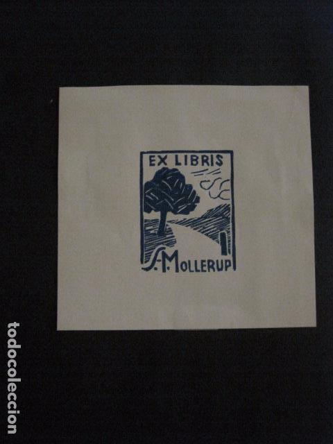 EX LIBRIS - VER FOTOS -(X-1862) (Arte - Ex Libris)