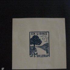 Arte: EX LIBRIS - VER FOTOS -(X-1862). Lote 87946628